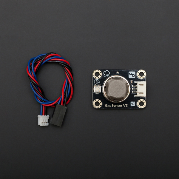 模拟烟雾传感器 (MQ2)