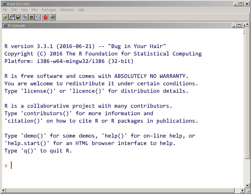 R语言软件