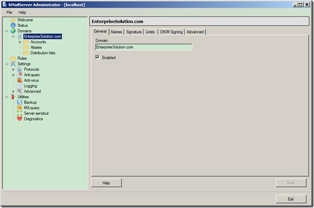 解析大型.NET ERP系统 电子邮件系统帐户集成