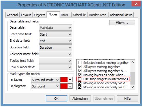 VARCHART XGantt用户手册:解读拖动工具(上)