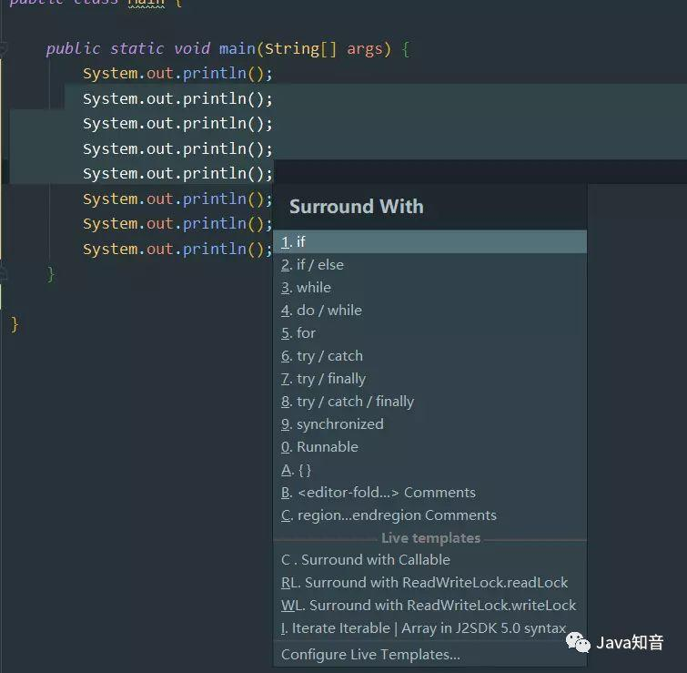 IntelliJ IDEA 超实用使用技巧分享