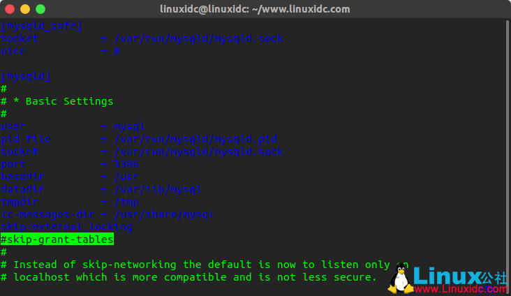 MySQL提示ERROR 1698 (28000): Access denied for user