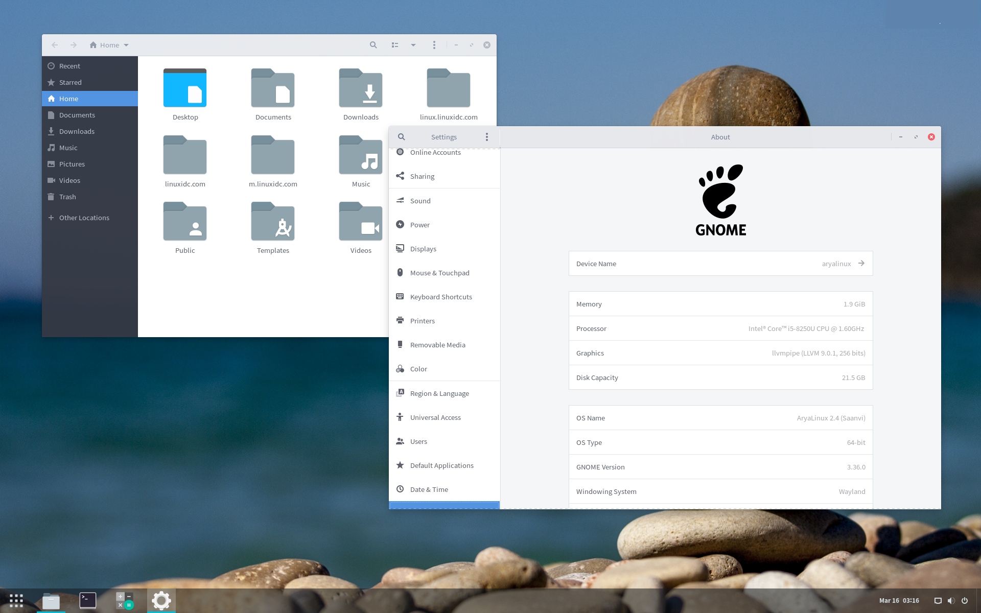 AryaLinux 2.4 正式发布AryaLinux 2.4 正式发布