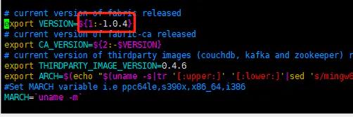 linux搭建Fabriclinux搭建Fabric
