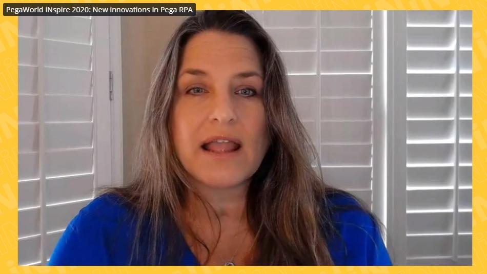 Becky Blackwell | Pega机器人产品管理总监