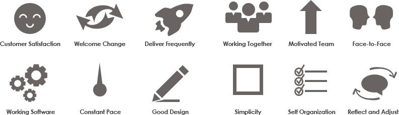 "「agile 12 principle visual paradigm」的圖片搜尋結果"""