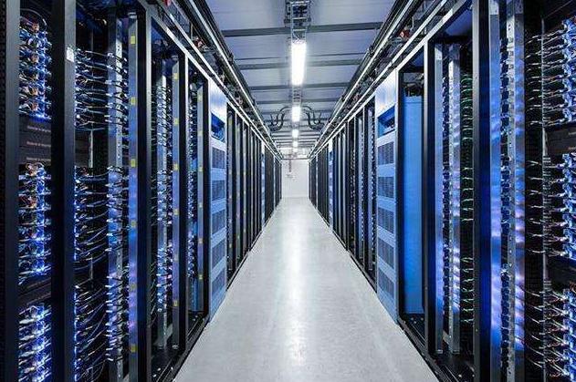 集群服务器机房