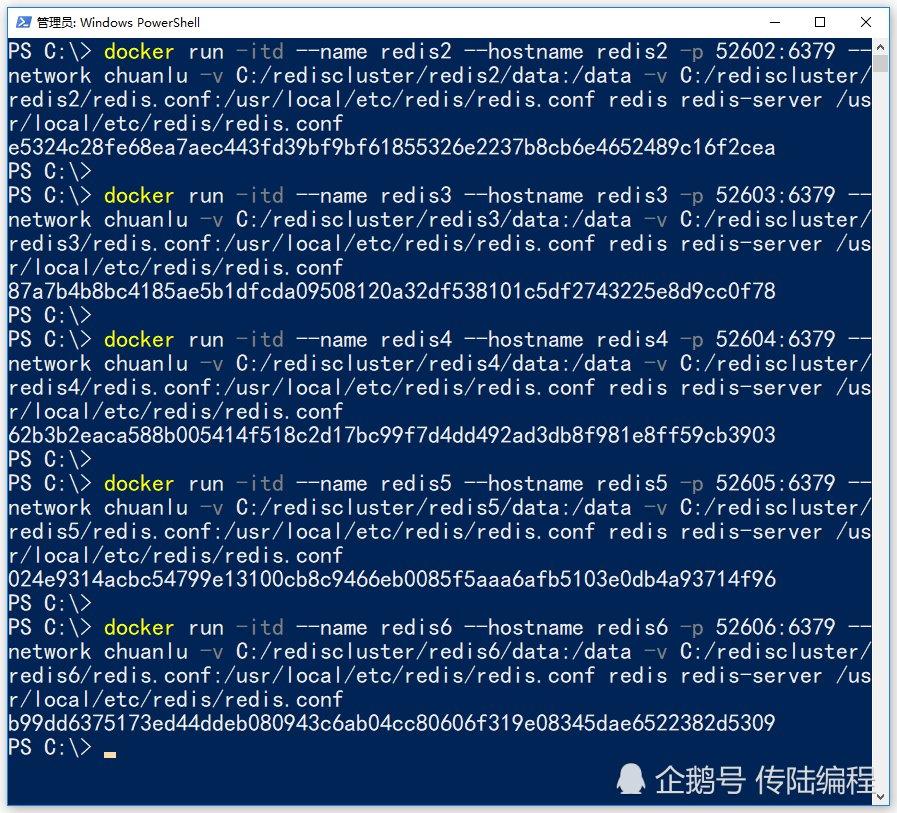 Docker容器搭建Redis集群环境,详细的配置解读_运维_jiangbb8686的博客-CSDN博客