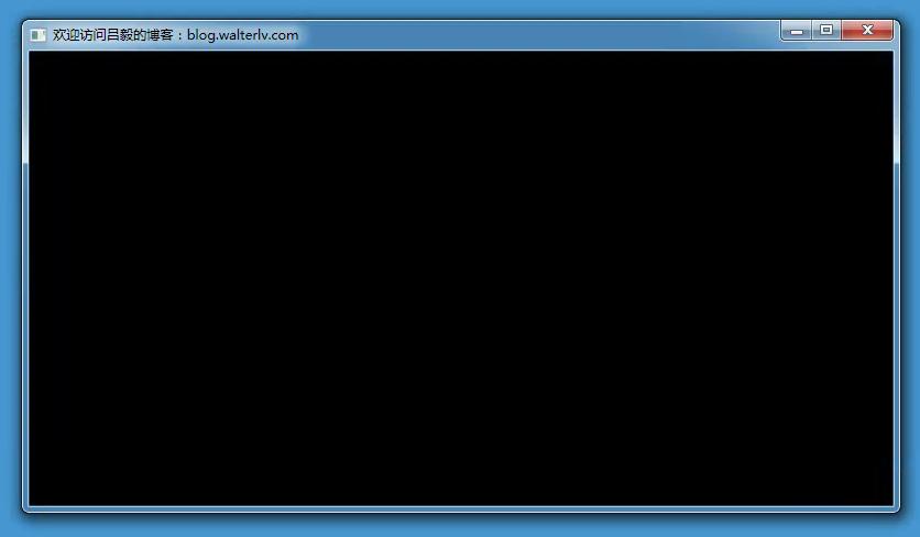 without WindowChrome in Windows 7
