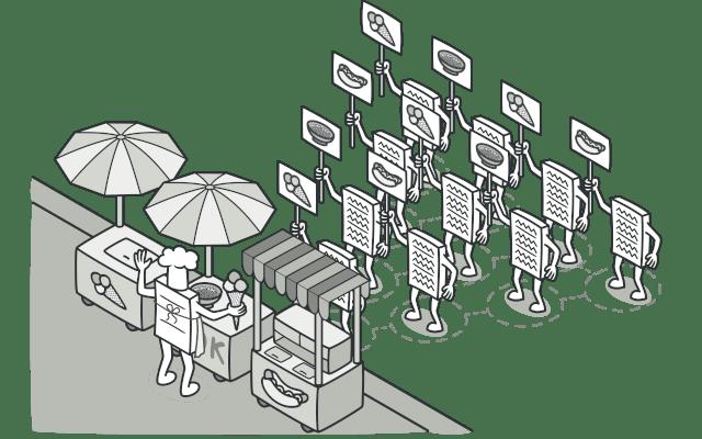 访问者模式,图片来自 refactoringguru.cn