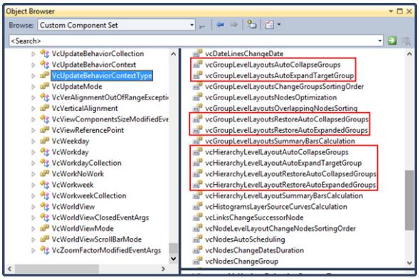 VARCHART XGantt用户手册:解读拖动工具(下)