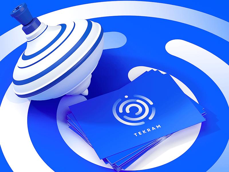 Logo for a digital marketing service