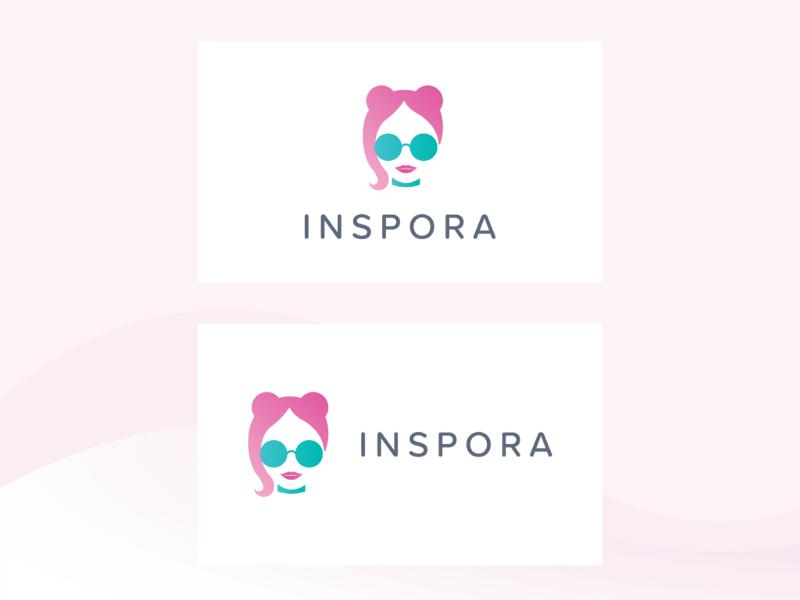 Logo for a virtual stylist