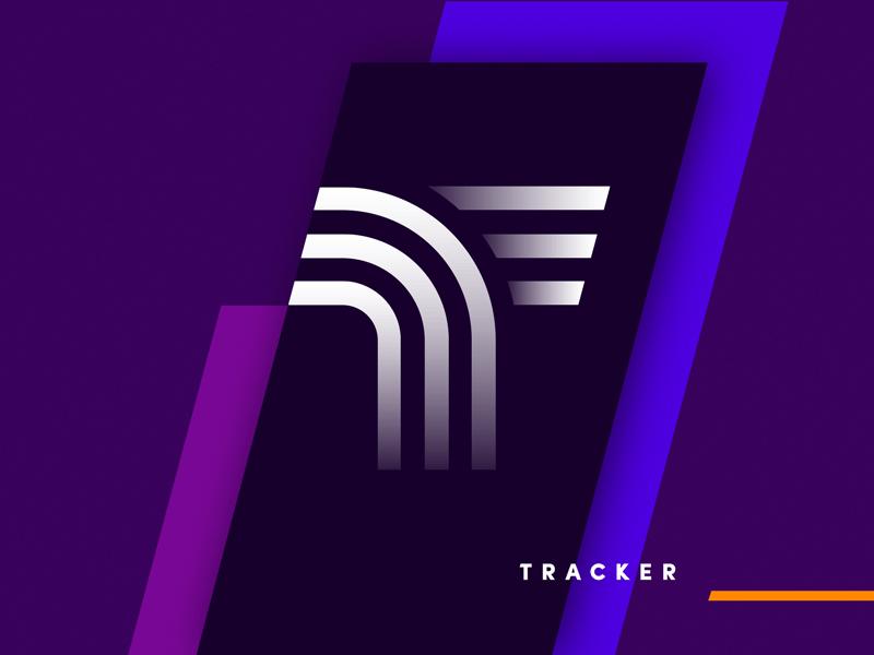 Logo for an app for runners