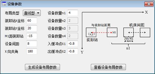图5 设备参数定义界面