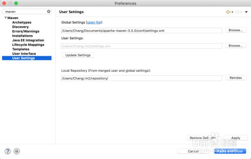 Mac电脑上配置Java开发环境?