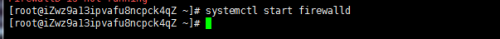 "centos出现""FirewallD is not running""怎么办"
