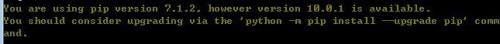 手把手教你怎么用Python pip怎么升级pip?