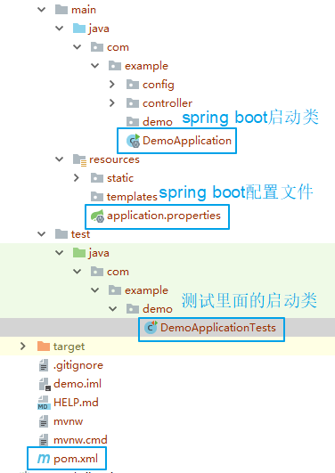 SpringBoot学习(一)—— 搭建框架