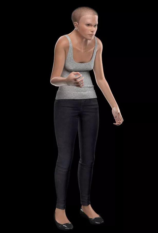 人类2100年长啥样?3D建模模拟出来让人惊掉下巴!3D游戏建模,3d渲染,游戏建模游戏建模零基础入门教程-