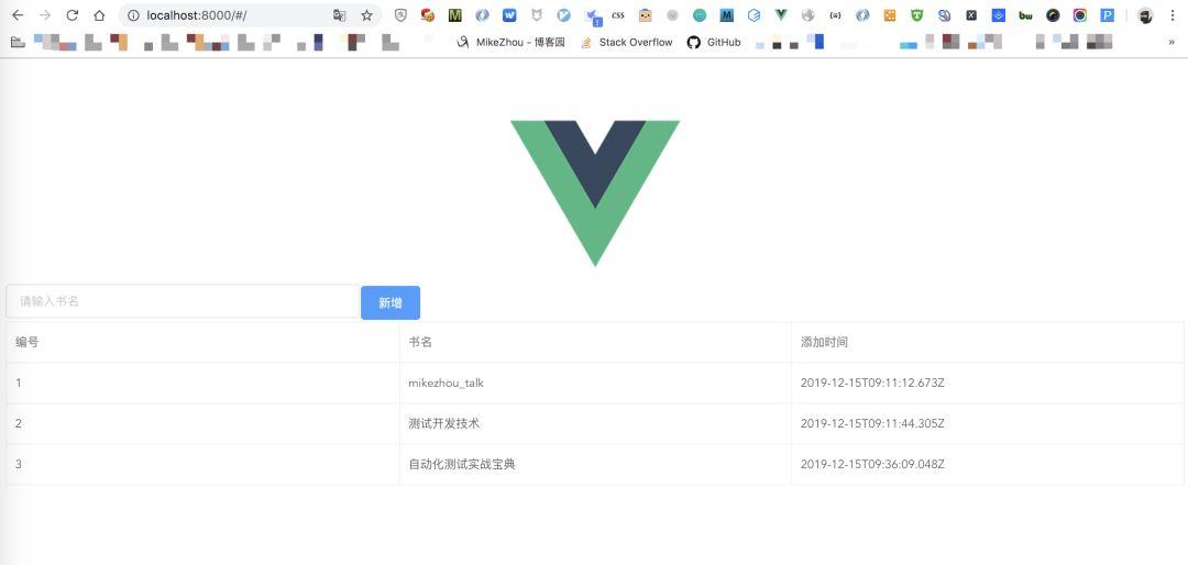 Django 3 + Vue.js 前后端分离Web开发实战_codingpy的博客-CSDN博客