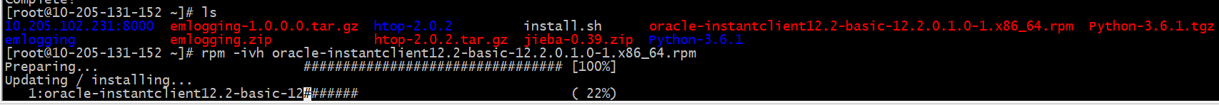 centos安装cx_Oracle