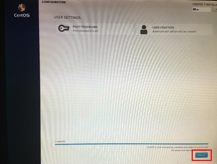 安装Centos 7.2详细教程