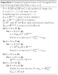 convnet layer winograd algorithm